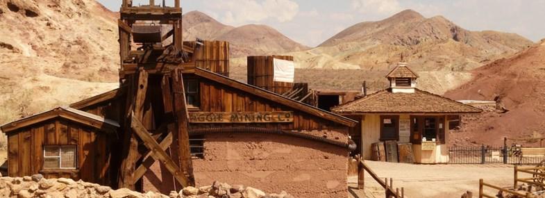 Circuit Etats-Unis - Jour 8 : Las Vegas - Death Valley - Bakersfield