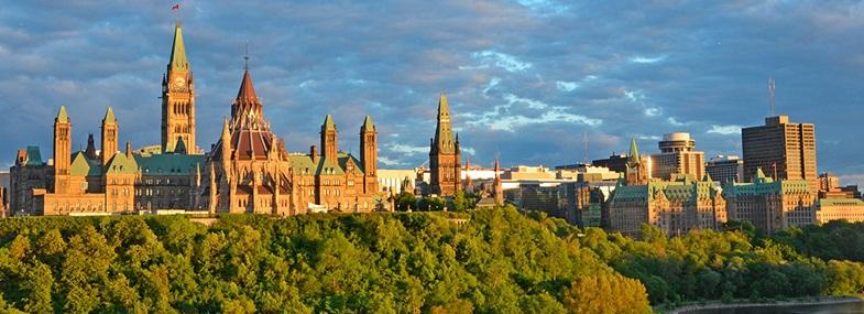 Circuit Etats-Unis - Canada - Jour 4 : Gananoque - Ottawa - Montréal