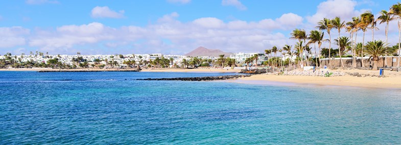 Teguise plage