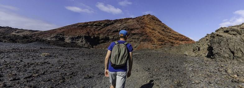 Los volcanes Lanzarote