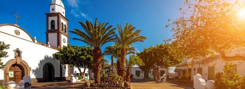 Circuit Canaries - Jour 1 : Arrivée à Arrecife