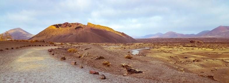 Circuit Canaries - Jour 2 : Parc Naturel Los Volcanes
