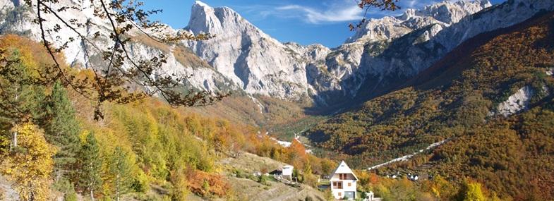 Circuit Albanie - Jour 6 : Visite du village de Theth
