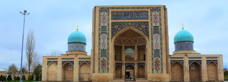 Circuit Ouzbékistan - Jours 1 & 2 : Paris - Tachkent