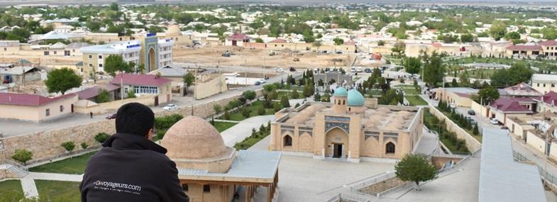 Circuit Ouzbékistan - Jour 11 : Achraf