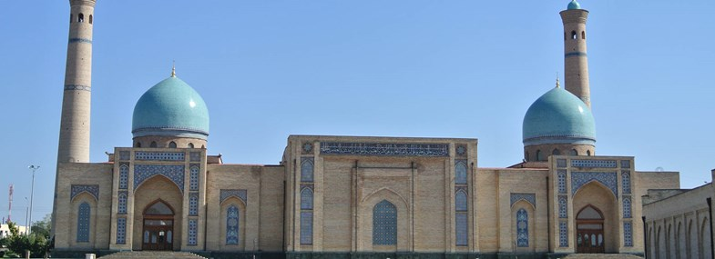 Circuit Ouzbékistan - Jour 14 : Samarcande - Tachkent