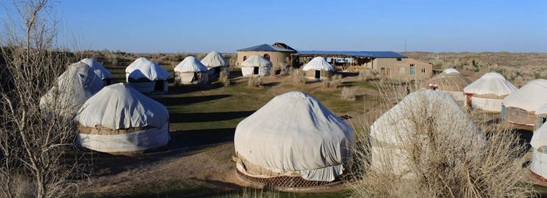 Circuit Ouzbékistan - Jour 8 : Boukhara - Guijduan - Camp de yourtes Aydar
