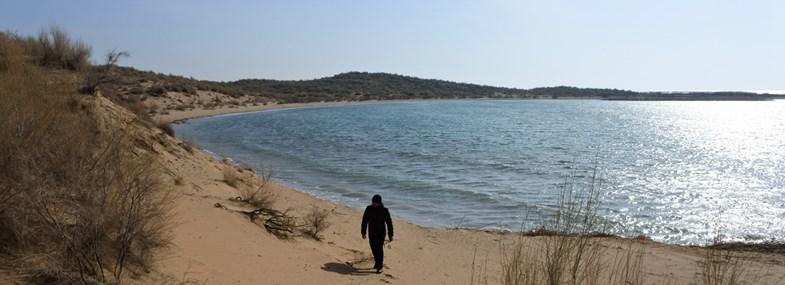 Circuit Ouzbékistan - Jour 9 : Camp de yourtes Aydar - Le lac Aydar - Le village Oukhoum
