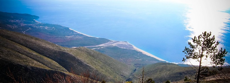 Circuit Albanie - Jour 7 : Parc National de Llogora - Tirana