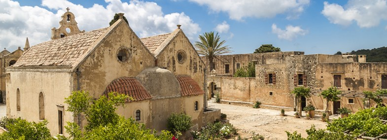 Circuit Crète - Jour 2 : Heraklion - Margarites - Eleftherna - Arkadi - Chania