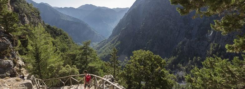 Circuit Crète - Jour 4 : Gorges de Samaria - Agia Roumeli