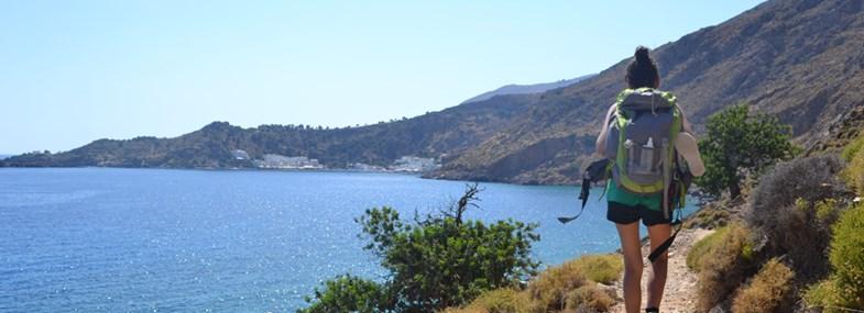 Circuit Crète - Jour 5 : Agia Roumeli - Marmara - Loutro