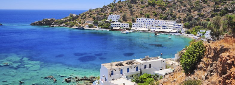 Circuit Crète - Jour 6 : Loutro - Glyka Nera