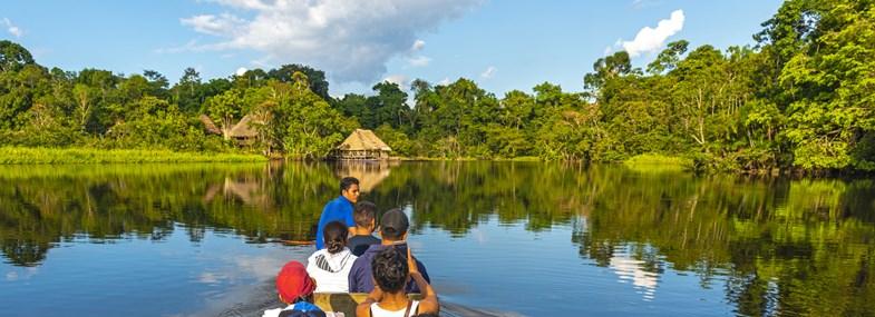 Circuit Equateur - Jour 10 : Amazonie