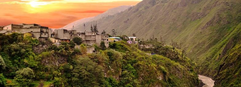 Circuit Equateur - Jour 11 : Amazonie - Baños