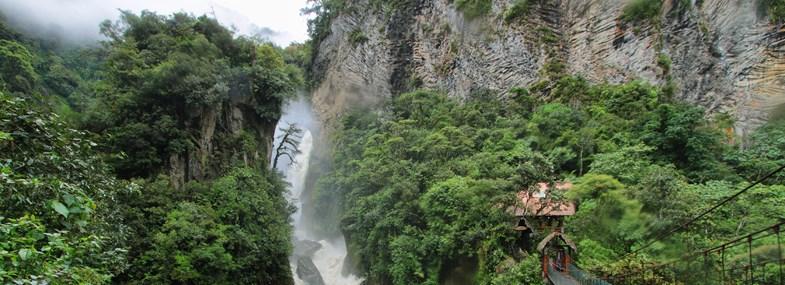 Circuit Equateur - Jour 12 : Baños - Riobamba