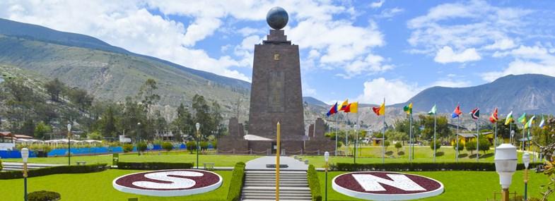 Circuit Equateur - Jour 2 : Quito - Mitad Mundo - Yunguilla