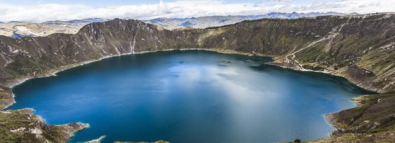 Circuit Equateur - Jour 7 : Chugchilan - Quilotoa - Lasso