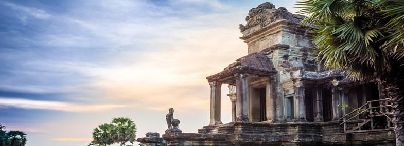 Circuit Cambodge - Jour 12 :  Siem Reap - Paris