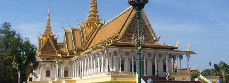 Circuit Cambodge - Jour 3 : Phnom Penh