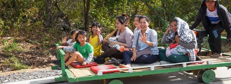 Circuit Cambodge - Jour 6 : Battambang