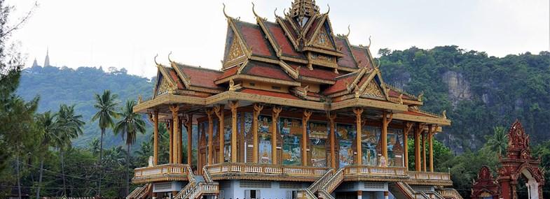 Circuit Cambodge - Jour 7 : Battambang - Siem Reap