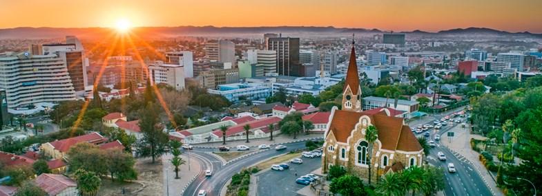 Circuit Namibie - Jour 14 : Vol retour