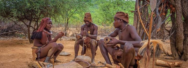 Circuit Namibie - Jour 6 : Kaokoland : Kamanjab - Damaraland : Twyfelfontein