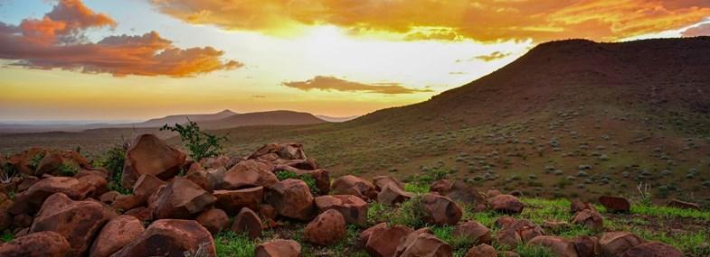 Circuit Namibie - Jour 7 : Twyfelfontein - Brandberg