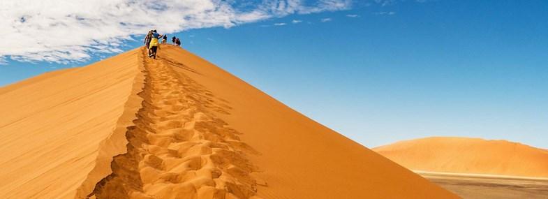 Circuit Namibie - Jour 10 : Swakopmund - Désert du Namib