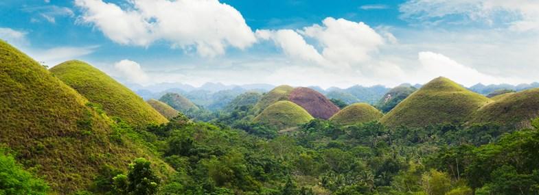 Circuit Philippines - Jour 11 : Bohol - Les collines de chocolat