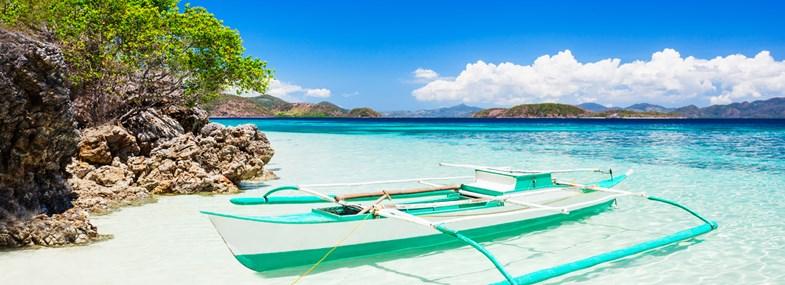 Circuit Philippines - POSSIBILITE D'EXTENSION LIBRE SUR L'ÎLE DE PALAWAN (EN SUPPLEMENT)