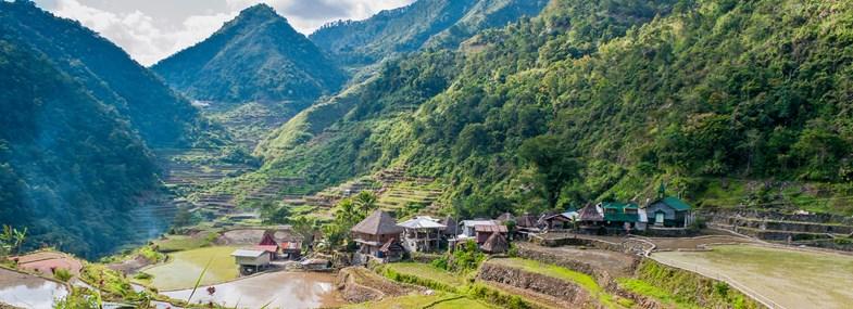 Circuit Philippines - Jour 8 : Batad - Bangaan - Banaue
