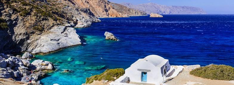 Circuit Grèce  - Jour 3 : Melanès - Chalki - Temple de Déméter