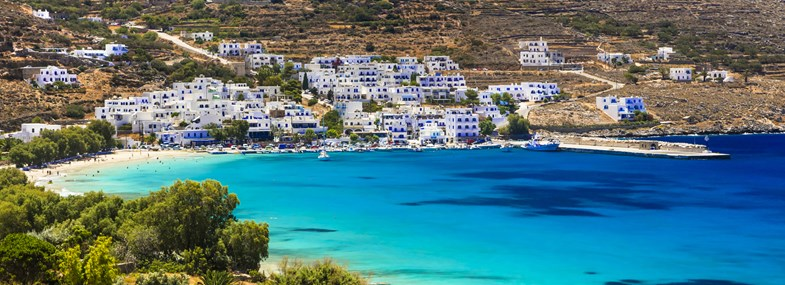 Circuit Grèce  - Jour 4 : Chora - Amorgos
