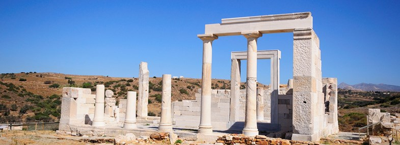 Circuit Grèce  - Jour 6 : Lagada - Monastère d'Agios Loannis - Tholoria - Aegiali