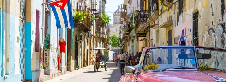 Circuit Cuba - Jour 1 : Vol pour la Havane