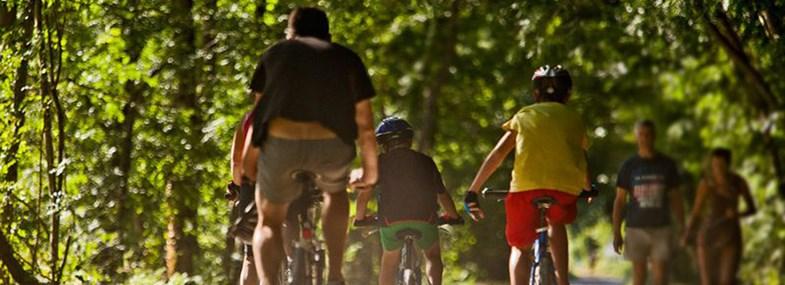 Circuit Occitanie - Jour 5 : Vélo et baignade - Colombières sur Orb