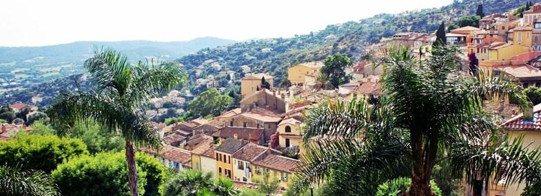 Circuit Provence - Jour 1 : Hyères - Presqu'île de Giens