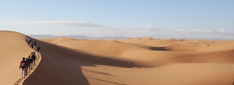 Circuit Maroc - Jour 5 : Erg Zahar - Erg Smar