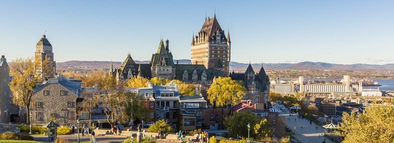 Circuit Canada - Jour 6 : Québec