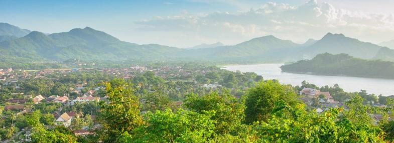 Circuit Laos-Cambodge - Jour 3 : Luang Prabang - Cascade de Kuang Si