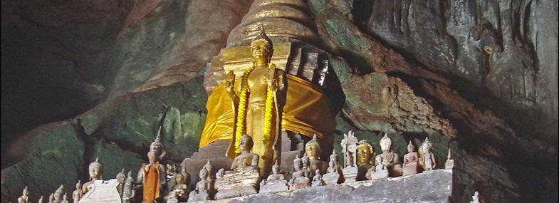 Circuit Laos-Cambodge - Jour 4 : Luang Prabang - Grottes de Pak Ou