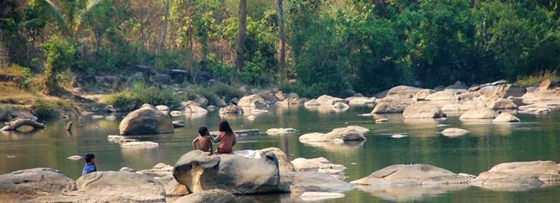 Circuit Laos-Cambodge - Jour 5 : Luang Prabang - Pakse - Bolovens - Pakse