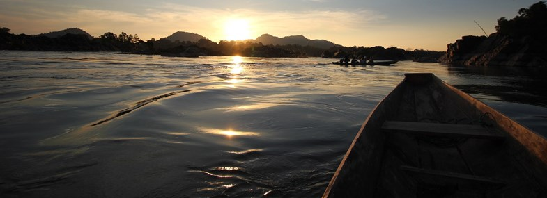 Circuit Laos-Cambodge - Jour 8 : Ile de Khong - Kratie