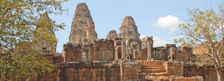 Circuit Laos-Cambodge - Jour 9 : Kratie - Kampong Thom