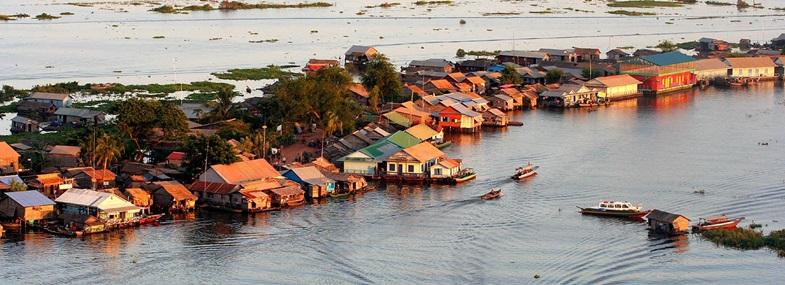 Circuit Laos-Cambodge - Jour 10 : Kampong Thom - Kampong Kleang - Siem Reap
