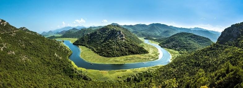 Circuit Montenegro - Jour 6 : Monastère de la Moraca - Godinje - Lac de Skadar - Bar
