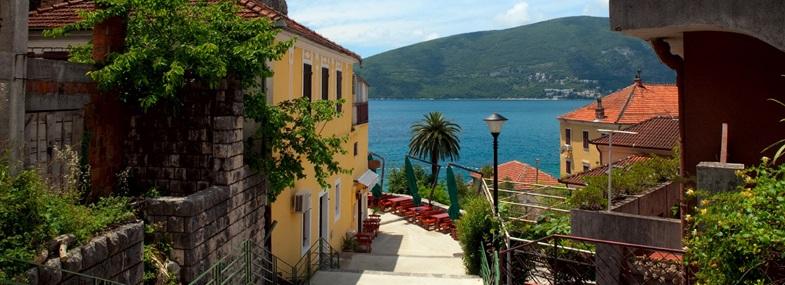 Circuit Montenegro - Jour 7 : Stari Bar - Budva - Tivat