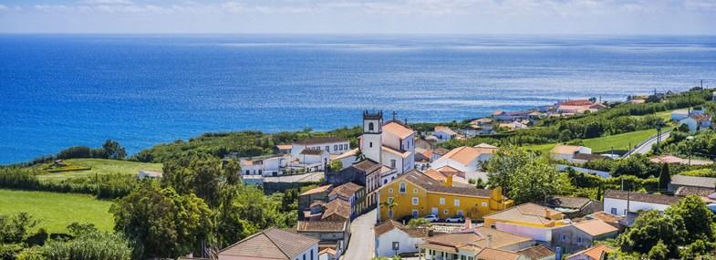 Circuit Açores - Jour 1 : Vol pour Sao Miguel - Ribeira Grande